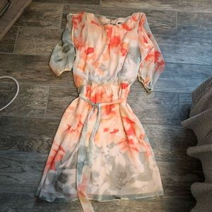 Vince Camuto floral dress